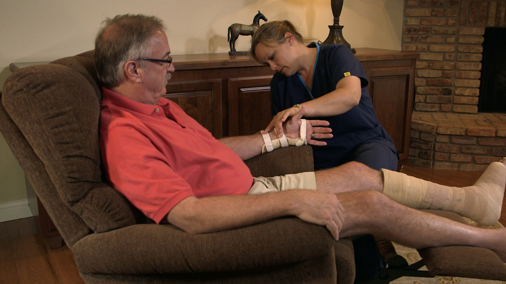 home health wound care Beaumont TX