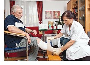 home health wound care Southeast Texas