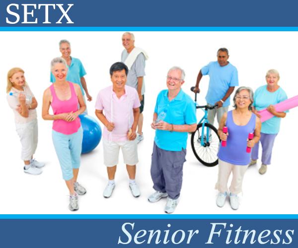 senior fitness Beaumont TX, senior health Texas, Southeast Texas senior resources, Golden Triangle senior fitness,
