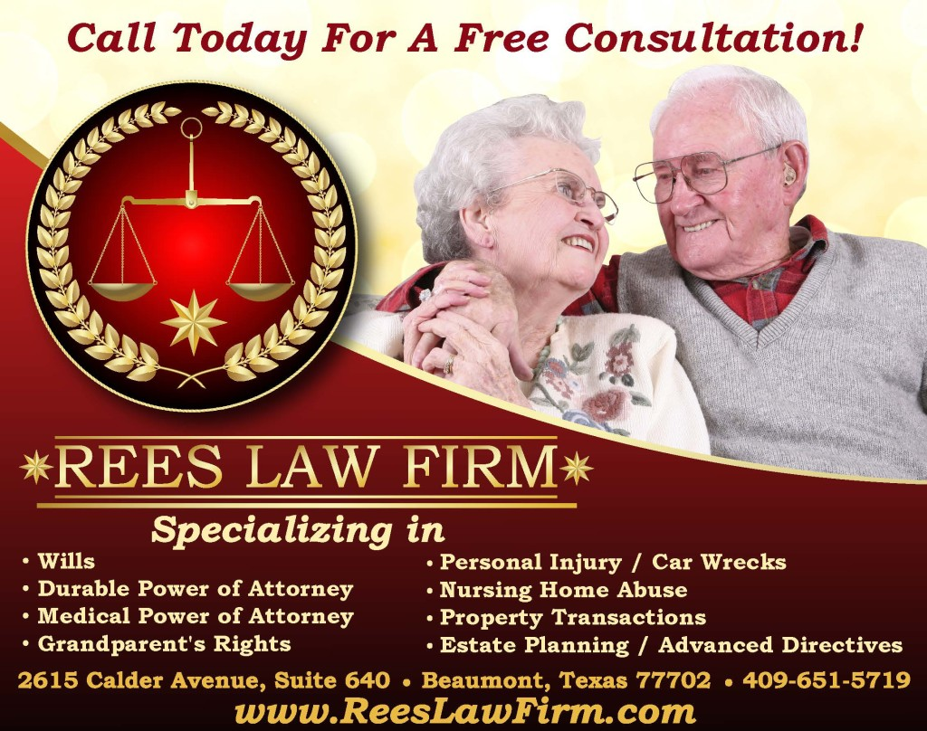 Cody Rees Beaumont Trial Attorney, elder care attorney Beaumont Tx, elder care lawyer Beaumont TX, car accident attorney Beaumont Tx, car accident lawyer Beaumont TX, senior law Beaumont TX