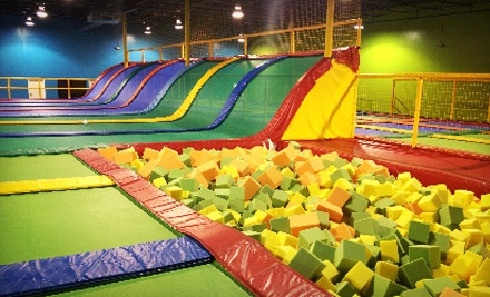 Jumping World Beaumont Grandparent's Guide
