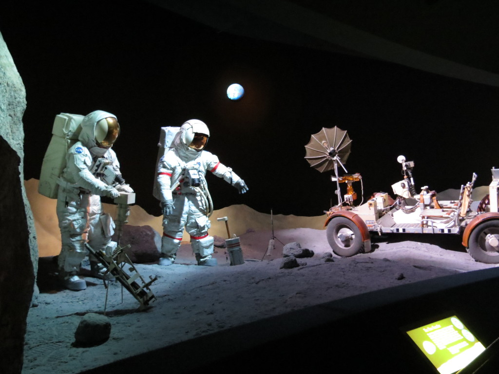 Space Center Houston Senior Road Trip Ideas