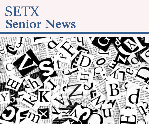 senior news Port Arthur, senior activities Mid County, senior fun Groves Tx