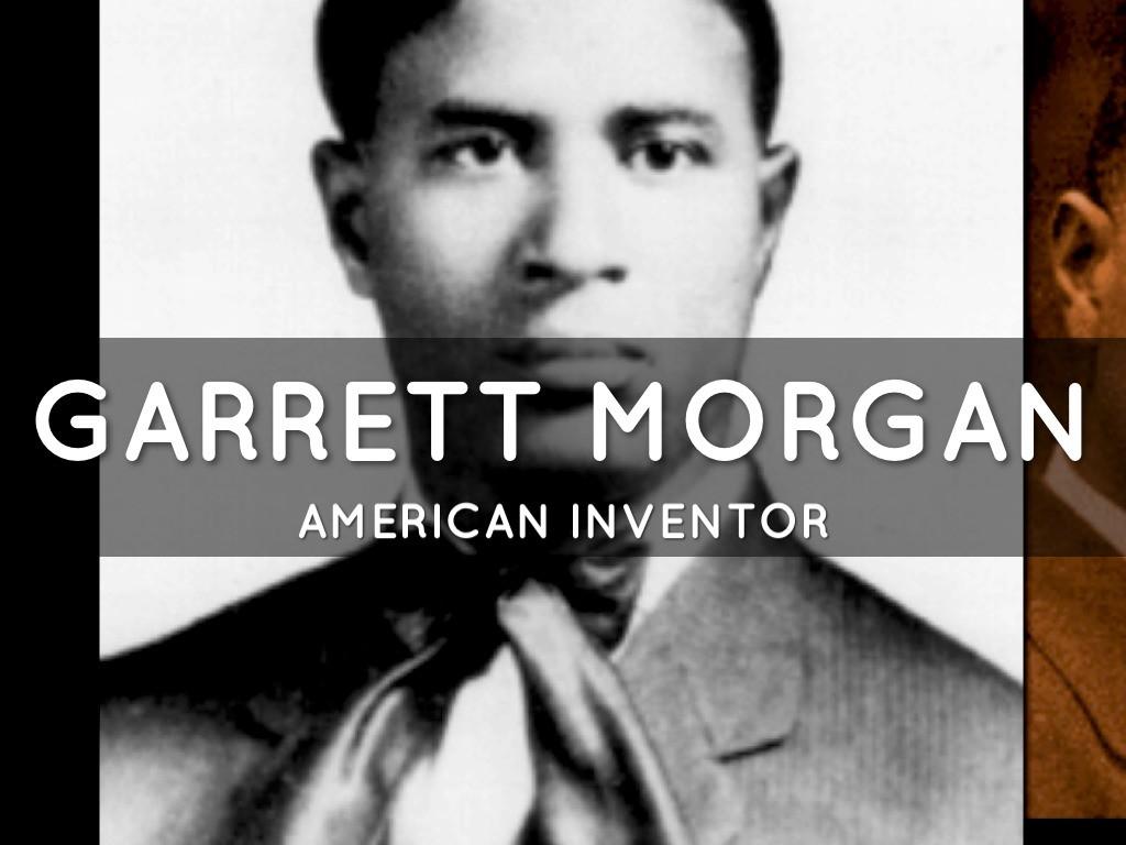 Garrett Morgan Black inventors