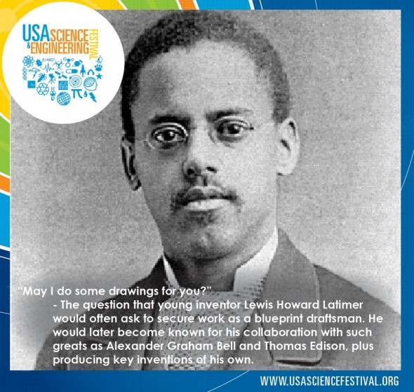 Lewis Howard Latimer air conditioning inventor