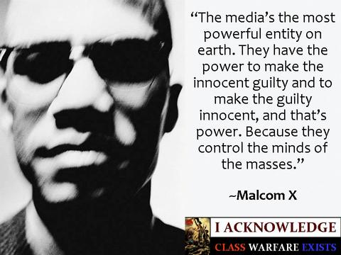 Malcolm X Black Leadership