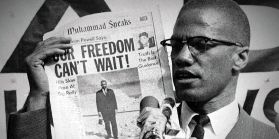 Malcolm X Civil Rights
