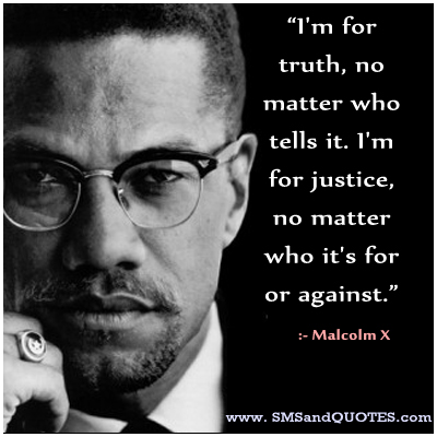 Malcolm X Insight