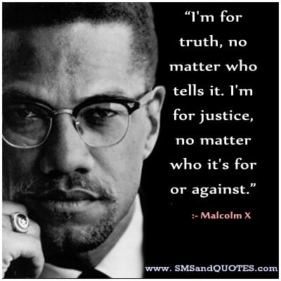 Malcolm X Insight