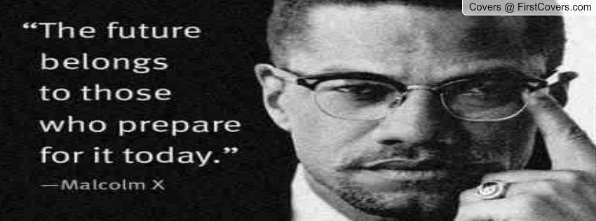 Malcolm X Place in Black History