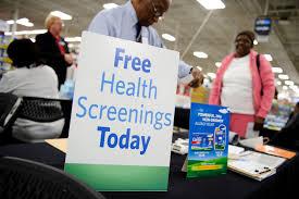 free health screen Port Arthur, free health screen Beaumont TX, free health screen Lumberton TX,