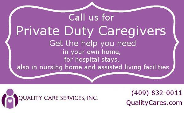Quality Care Services Beaumont TX, non-medical homecare Beaumont, non-medical homecare Port Arthur, non-medical homecare Orange TX, non-medical homecare Lumberton TX, non-medical homecare Jasper TX, non-medical homecare Woodville TX