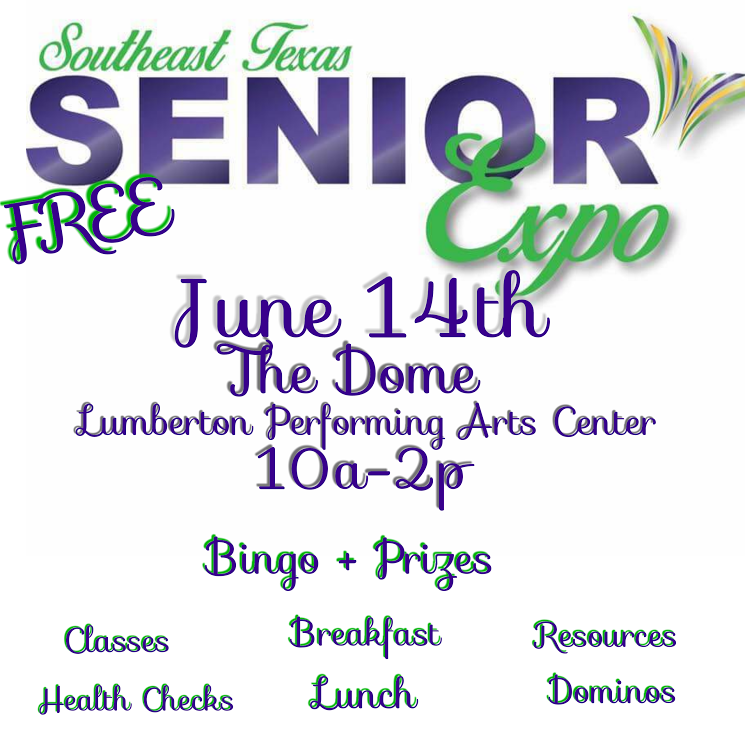 Lumberton Senior Expo, Lumberton Health Fair, Lumberton Senior Events, Hardin County Senior Expo, Hardin County Senior Resources