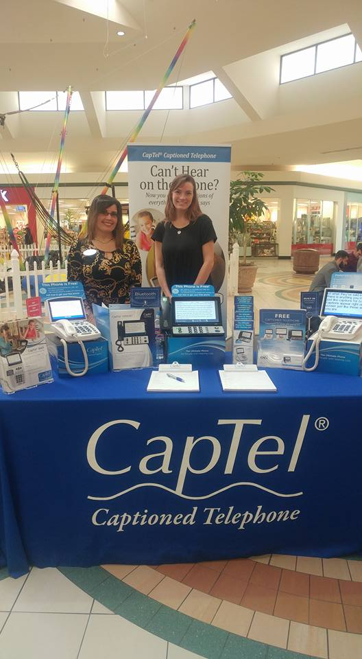 Captel Beaumont, Captel Port Arthur, Captel Lumberton, Captel, Captel Senior Citizens, Port Arthur Senior Expo, Mid County Health Fair, Central Mall Senior Event