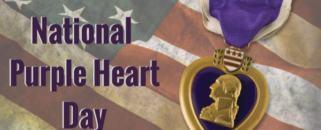 National Purple Heart Day Beaumont TX, National Purple Heart Day Southeast Texas, SETX National Purple Heart Day, National Purple Heart Day Orange TX