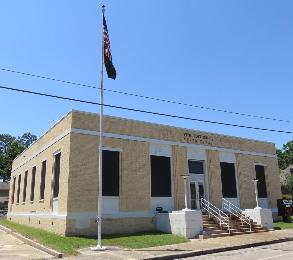 VFW Hall Jasper TX, VFW Chapter East Texas, VFW meeting Jasper TX, Veteran Jasper TX, veteran Lake Sam Rayburn, veteran Toledo Bend