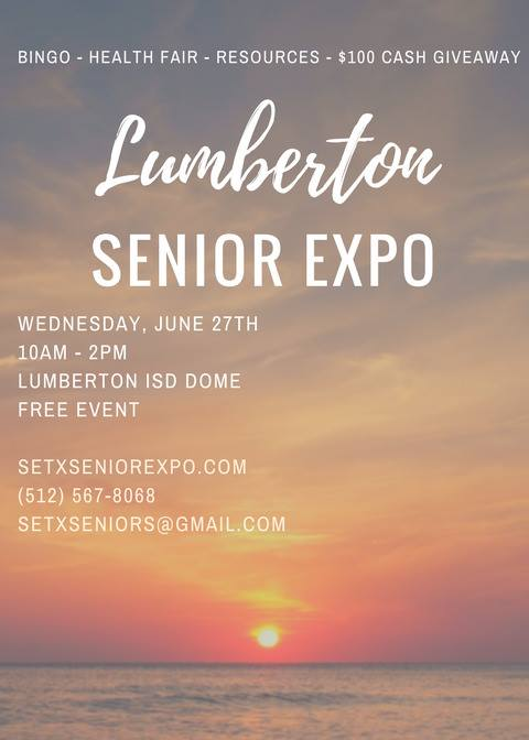 Lumberton Senior Expo, Senior Events Lumberton TX, Senior activities Hardin County, senior events Tyler County TX, health fair Lumberton TX, Hardin County Health Fair, Health Fair Tyler County TX