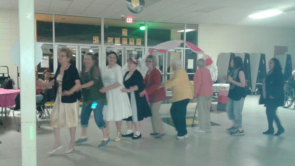 Senior Citizen activities Golden Triangle, Senior Citizen dance Southeast Texas, SETX senior events