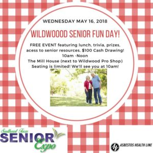 Wildwood Senior Fun Day, Wildwood Senior Social, Senior Events Wildwood TX, Senior Social Event Wildwood TX, Senior Activities Wildwood Resort City TX,